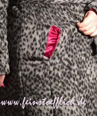 Taschen auch in pink