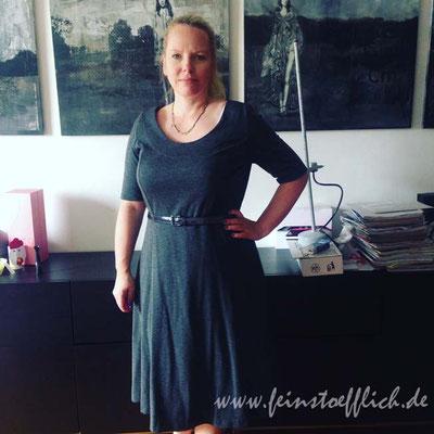 23. Mai Ariel aus der La Maison Victor, Romanit, genäht bei #sewingbythesea