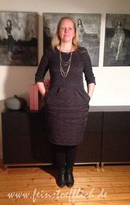 Lora aus der La Maison Victor Herbst 2015, Stoff Stoffcentrum, genauere Infos bei letzten MMM