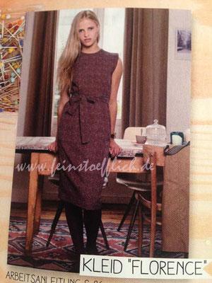 Kleid Florence aus der La Maison Victor 11/12 2016