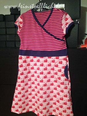 Ottobre Kinderkleid zum Verschenken zum Kindergeburtstag