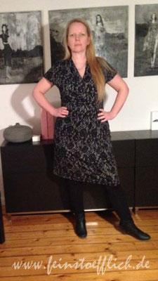 Kleid 29 Knipmode 06/2015