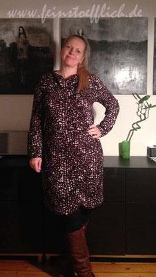 Kleid 22 Knipmode 11/2013