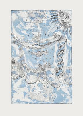 Who sings dies (Wer singt stirbt), 46,8 x 31,8 cm, 2007