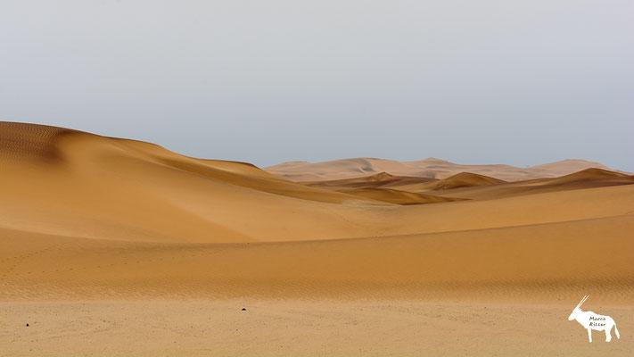 Farbenspiel der Namib-Wüste