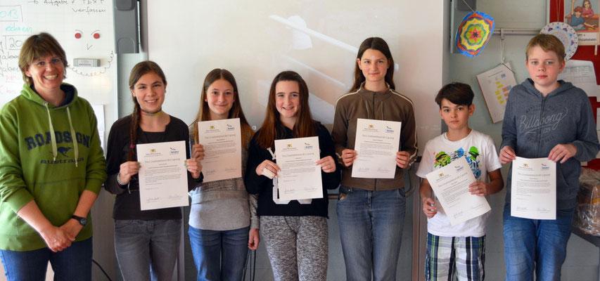 Die Aktiven Schülerinnen und Schüler