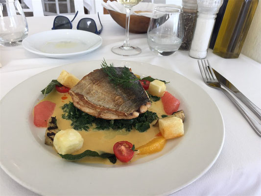 Essen in Kapstadt