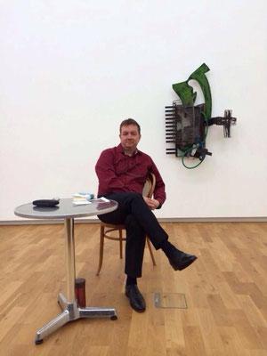 Pfalzgalerie Kaiserslautern: Moderation eines Kunstfrühstücks