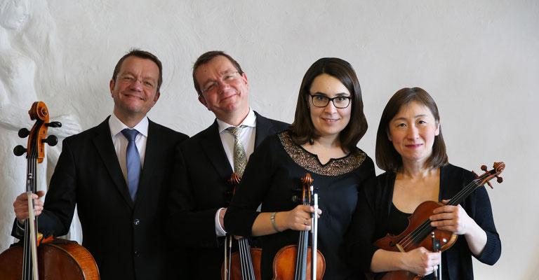 Kammermusik mit dem Pardall-Quartett