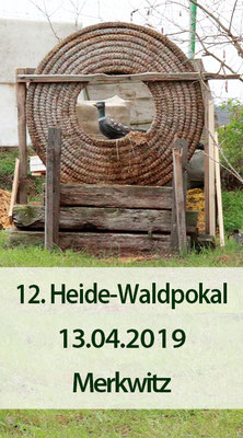 12. Heide-Waldpokal, 13.04.2019 in Merkwitz