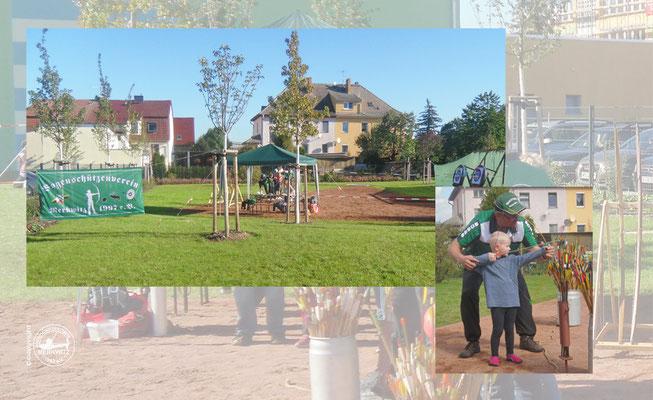 Kinder und Jugend Sportmesse am 19.09.2015 in Bad Schmiedeberg