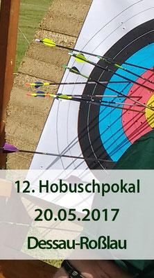 12. Hobusch-Wanderpokal am 20.05.2017 in Dessau-Roßlau