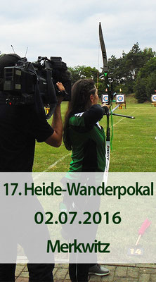 17. Heide-Wanderpokal am 02.07.2016 in Merkwitz