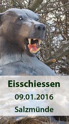 Eisschiessen am 09.01.2016 in Salzmünde