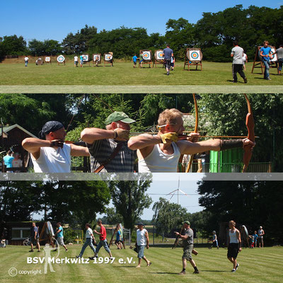 Outdoor-Training Juli 2013