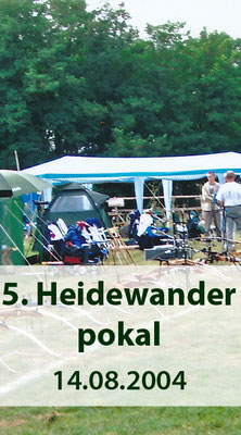 5. Heidewanderpokal am 14.08.2004 in Merkwitz