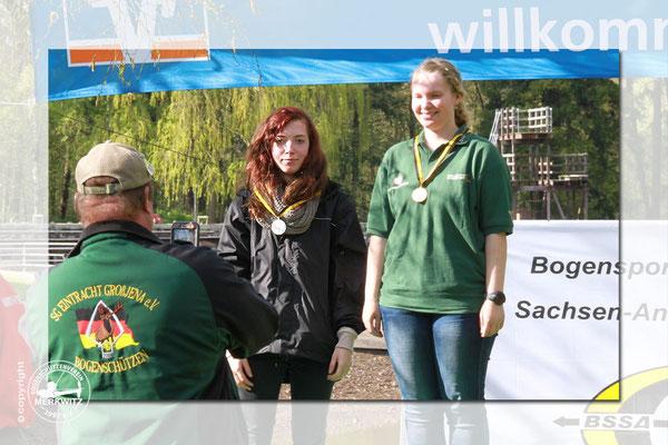 Susann Bienek - LM Feld/ Wald Hasselfelde 2017