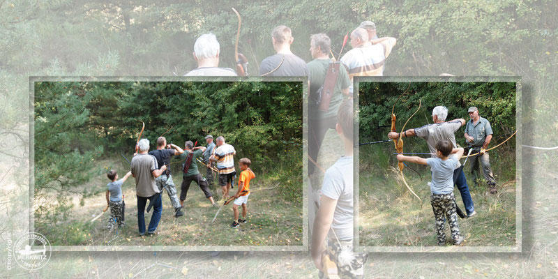3D Training- Parcour in Merkwitz