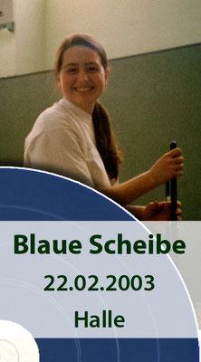 BSV Merkwitz 1997 e.V. bei der Blauen Scheibe am 22.02.2003 in Halle