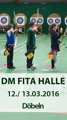 DM FITA Halle 12./ 13.03.2016 Doebeln