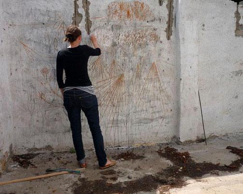 Kunst aus Russland - Novopo artist residency Künstlerhaus Mecklenburg-Vorpommern Deutschland