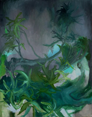 Andrea Hildebrandt Künstlerin Weitenhagen Malerei Landschaft Kunst Natur