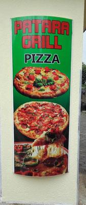Leuchtkasten Pizza/Grill