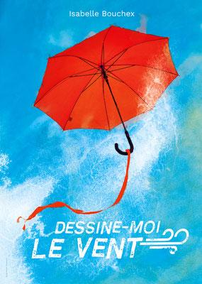 Dessine-moi le vent, spectacle de conte jeune public par Isabelle Bouchex
