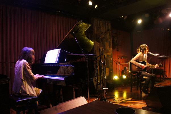 2012/10/21 初ライブ