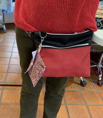 Masken Bag kombiniert mit DAS Quadro mini mb