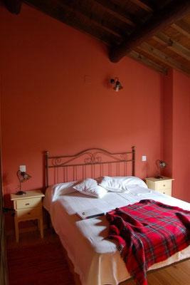 Dormitorio 1 El Trampal