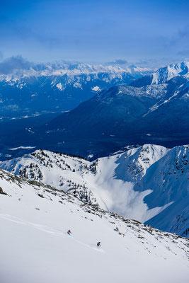 Wi 048 Location: British Columbia, Canada - Rider: Coletta Litjens, Christian Fink