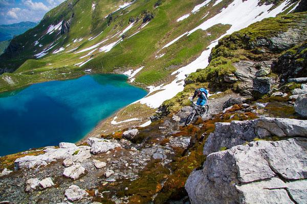 MB 022 - Fahrer: Fabian Merz - Location: Arosa, Schweiz
