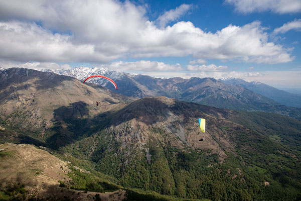 PA 068 - People: Ramona Fischer und Verena Siegl - Location: Aostatal, Italien