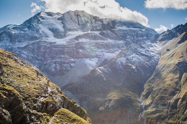 MB 011 - Rider: Robert Härle und Florian Bergmann - Location: Walliser Alpen, Schweiz