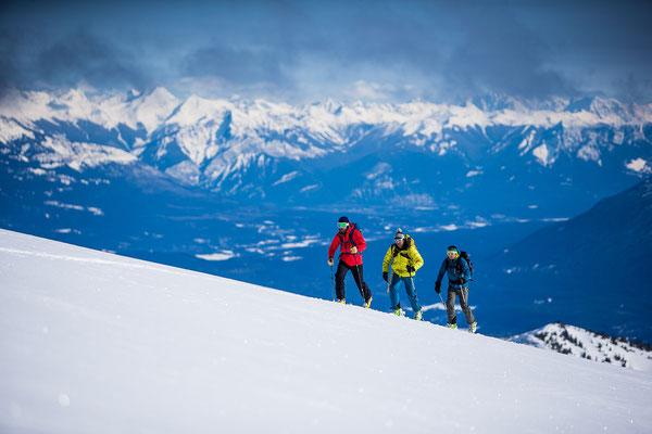 Wi 032 - Location: British Columbia, Canada - Rider: Benny Steiner, Christian Fink, Peter Litjens