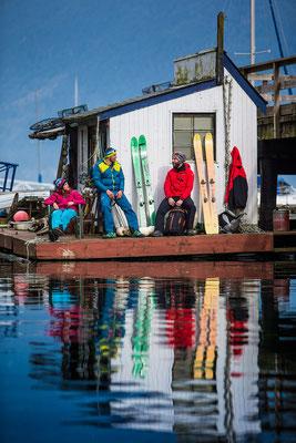 AD 005 Location: British Columbia, Canada - Rider: Benny Steiner, Anna Fischer, Christian Fink