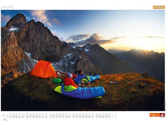 Outdoor Kalender - Foto: Bastian Morell