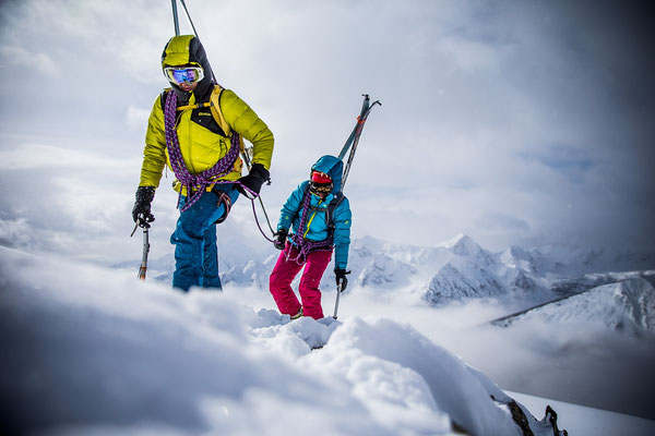 Wi 002 - Location: British Columbia, Canada - Rider: Christian Fink, Coletta Litjens