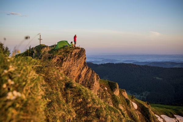 AD 024 - Benny Steiner, Manuela Schiebel - Location: Allgäu Alps