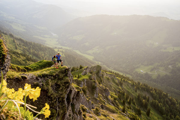AD 029 -  Manuela Schiebel and Florian Häusler - Location: Allgäu Alps