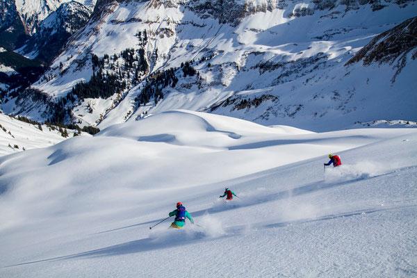 Wi 007 - Location: Allgäu - Rider: Christoph Mosmang, Alina Kuffner, Janik Horst