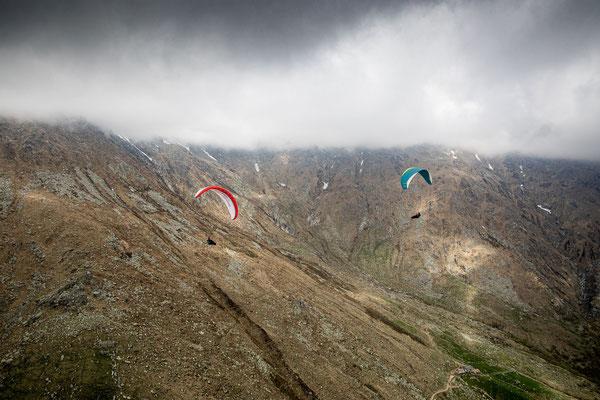 PA 064 - People: Andy Flühler und Verena Siegl - Location: Aostatal, Italien