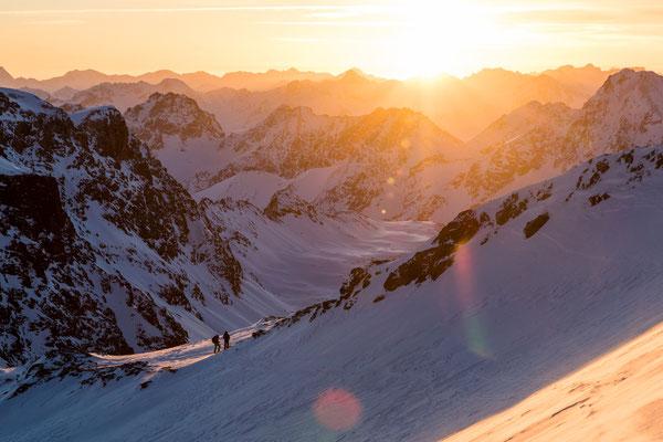Wi 078 Rider: Tobias Baur und Florian Häusler - Location: Graubünden, Schweiz
