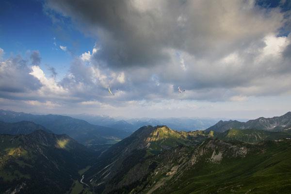 PA 020 - People: Manuel Nübel and Robert Blum - Location: Allgäu Alps