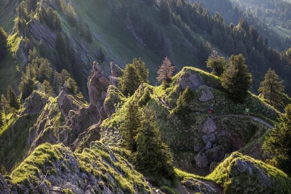AD 034 - Manuela Schiebel, Lukas Schädler - Location: Allgäu Alps