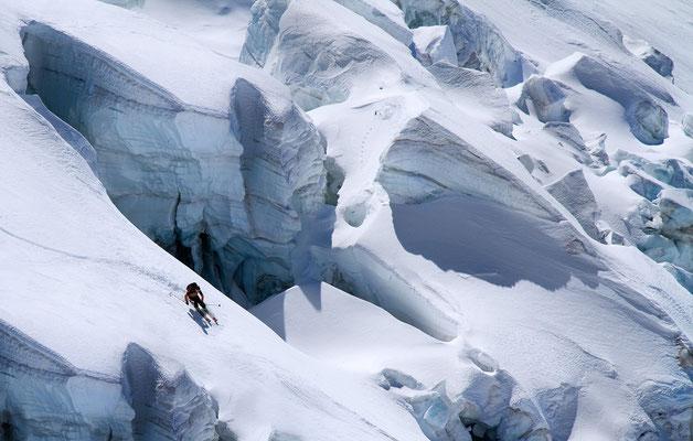 Wi 009 - Rider: Bene Marte - Location: monte Cevedale, Italien
