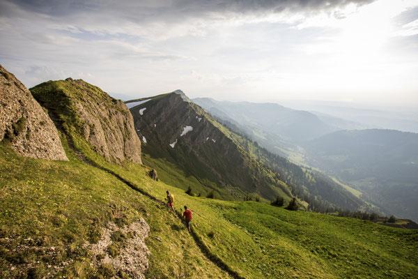 AD 023 - Benny Steiner, Anna Fischer - Location: Allgäu Alps