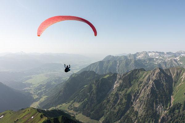 PA 084 - People: Till Huesgen - Location: Allgäuer Alpen