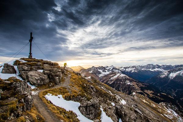 MB 023 - Rider: Florian Bergmann Location: Lechtaler Alpen